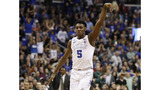 Duke freshman RJ Barrett to enter NBA Draft