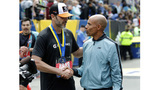 Johnson runs Boston Marathon in 3:09:07