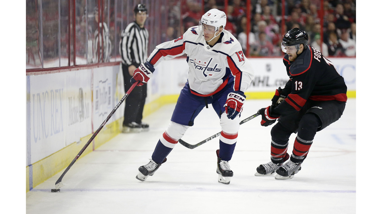 747d9491afb Hurricanes rout Caps 5-0 in 1st home playoff game since  09