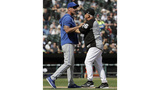 KC's Keller, ChiSox's Anderson suspended