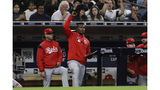 Reds hit 3 HRs, beat Padres to snap skid