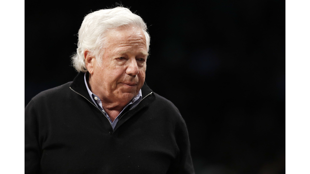 Hearing set over possible leak of Robert Kraft massage video
