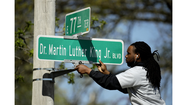c8b0dce5082 Naming Kansas City street for Martin Luther King is divisive