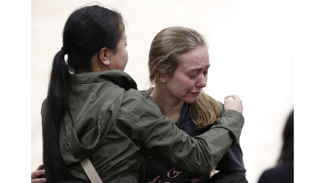 Students struggled with shooter, stopped further bloodshed