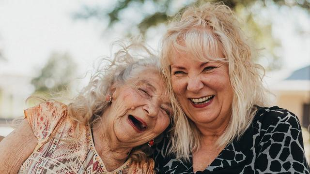 90-Year-Old Mother Reunites With Daughter Given Up for Adoption 70 Years Ago