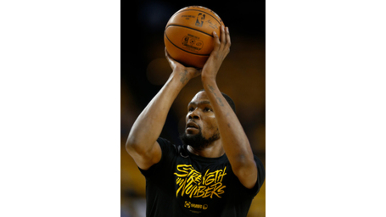 d3fcf4178406 Kevin Durant to miss Games 3