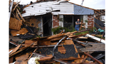 Tornadoes on the Plains not as bad as feared&#x3b; threat remains