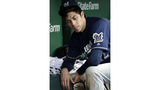 Brewers' Yelich scratched due to back