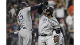 Sanchez HR in 9th lifts Yanks over O's