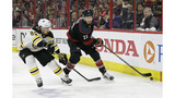 Marchand avoids injury in scrimmage
