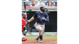 Meadows leads Rays to win over Indians