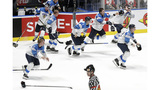 Finland beats Canada for gold at worlds