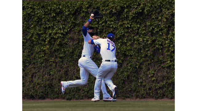 LEADING OFF: Kershaw vs deGrom, Cubs players collide