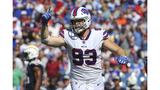 Bills' Murphy feels refreshed 2 years after knee injury