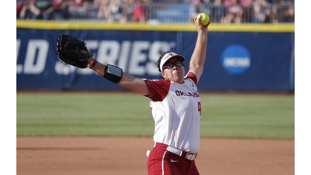 UCLA hits 4 HRs, rolls past Oklahoma 16-3 in Game 1