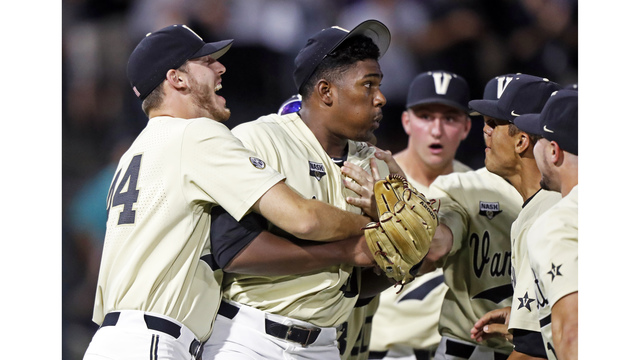 Kumar Rocker throws 8th no-hitter in NCAA history for Vandy