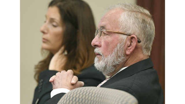 Closing arguments end in trial of ex-Michigan State dean