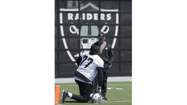 Raiders to be featured on 'Hard Knocks'