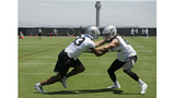 Raiders tight end Darren Waller learned from past mistakes