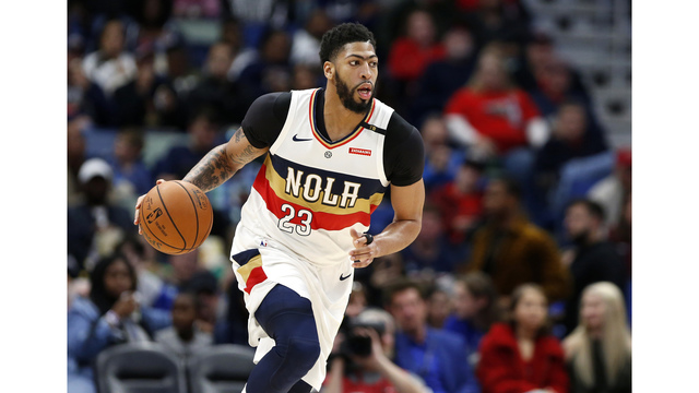 c58809f7640 AP Source: Lakers, Pelicans, agree on Anthony Davis trade