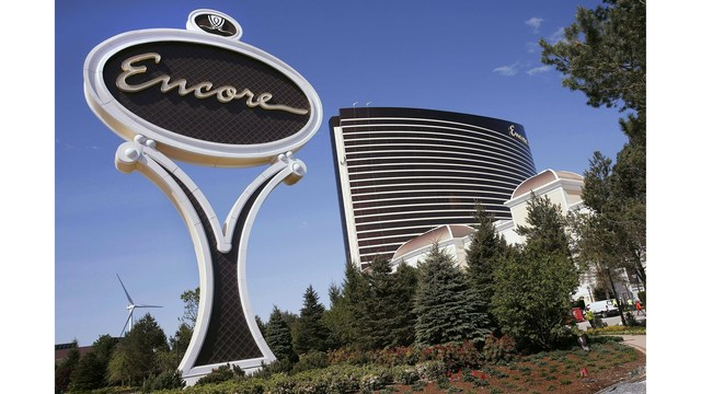 Glitzy casino opens on industrial waterfront  Will it work?