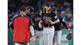 Rangers top Tribe in Clevinger's return