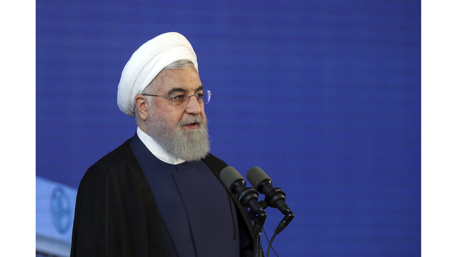 The Latest: Germany takes 'very seriously' US info on Iran