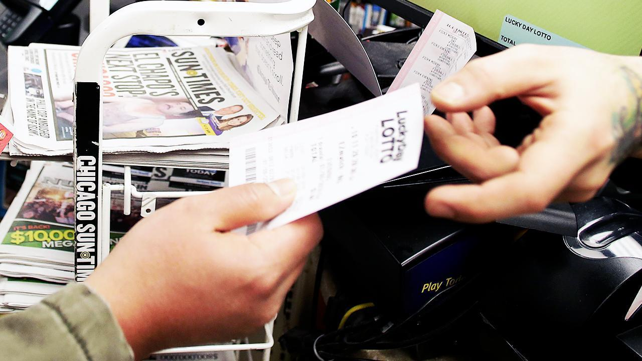 Woman Says Ex Ran Away With Winning Lottery Ticket Worth
