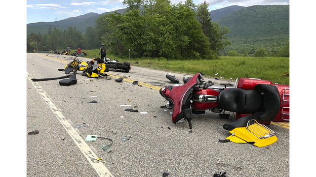 The Latest Company Linked To Motorcycle Crash Cooperating