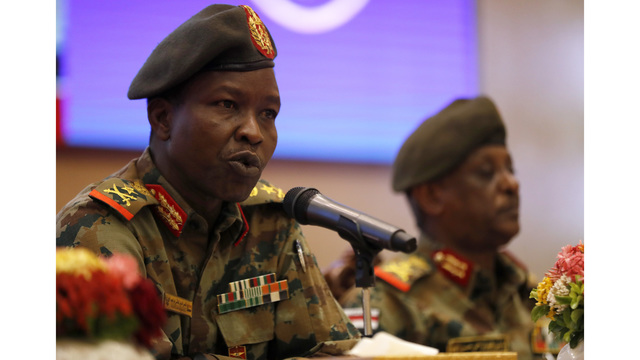 UN urges Sudan's military to allow protester deaths probe