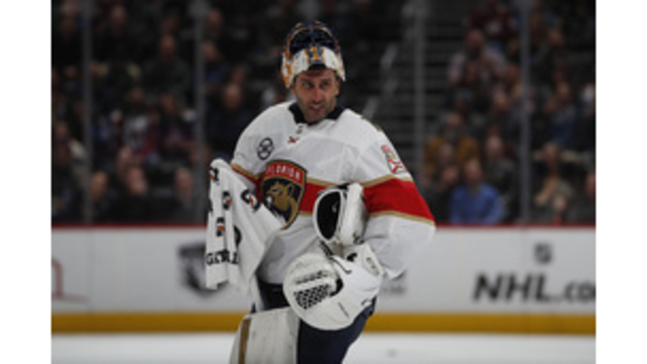 G Luongo Retires After 19 Nhl Seasons